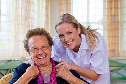 Umschulung Altenpfleger/in