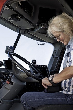 Umschulung Berufskraftfahrer/in