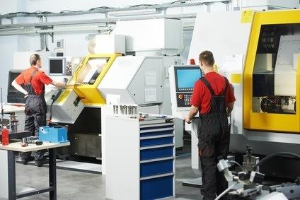 Umschulung zum/zur Industriemechaniker/in
