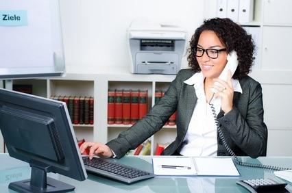 Weiterbildung für Bürokauffrauen/-männer