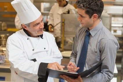 Weiterbildung als Gastronom/in